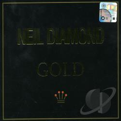 Diamond, Neil - Gold CD Cover Art