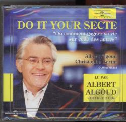 Algoud, Albert - Do It Your Secte CD Cover Art