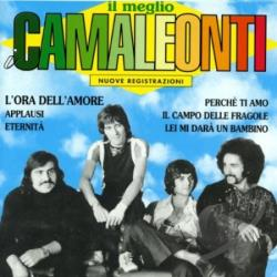 Camaleonti - Best Of Camaleonti CD Cover Art