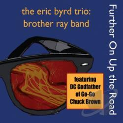 Byrd, Eric - Further On Up the Road CD Cover Art