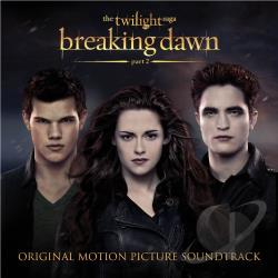 Burwell, Carter - Twilight Saga: Breaking Dawn, Pt. 2 CD Cover Art