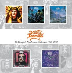 King Diamond - Complete Roadrunner Collection 1986-1990 CD Cover Art
