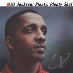 Jackson, Milt - Plenty, Plenty Soul CD Cover Art