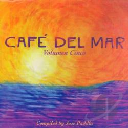 Cafe Del Mar - Cafe del Mar, Vol. 5 CD Cover Art