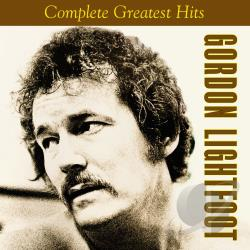Lightfoot, Gordon - Complete Greatest Hits CD Cover Art