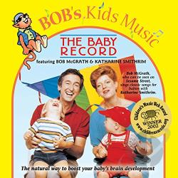 Mcgrath, Bob / Smithrim, Katherine - Baby Record CD Cover Art