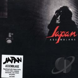 Japan - Assemblage CD Cover Art