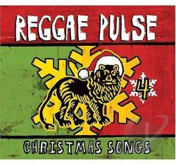 Reggae Pulse, Vol. 4: Christmas Songs CD Cover Art