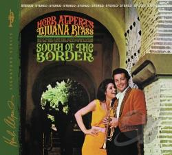 Alpert, Herb / Tijuana Brass - South of the Border CD Cover Art