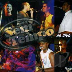 Sem Tempo CD Cover Art