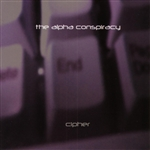 Alpha Conspiracy - Cipher CD Cover Art