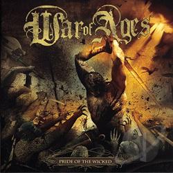 War Of Ages - Pride of the Wicked CD Cover Art