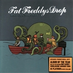 Fat Freddy's Drop - Based On a True Story CD Cover Art