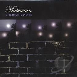 Maktwain - Afternoon To Evening CD Cover Art