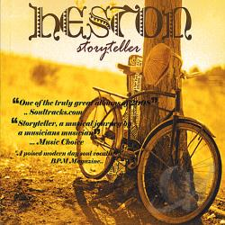 Heston - Storyteller CD Cover Art