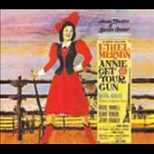 Merman, Ethel - Annie Get Your Gun CD Cover Art