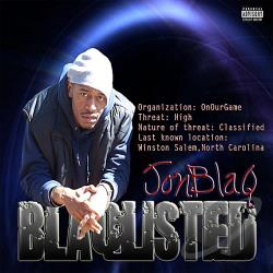 Jonblaq - Blaqlisted CD Cover Art