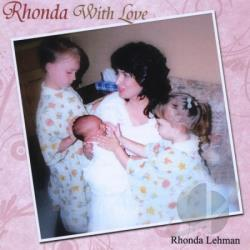 Lehman, Rhonda - Rhonda With Love CD Cover Art
