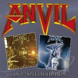 Anvil - Back to Basics/Still Going Strong CD Cover Art