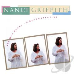 Griffith, Nanci - MCA Years: A Retrospective CD Cover Art