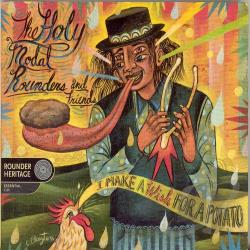 Holy Modal Rounders - I Make a Wish for a Potato CD Cover Art
