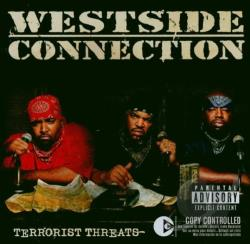 Westside Connection - Terrorist Threats CD Cover Art