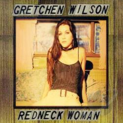 Wilson, Gretchen - Redneck Woman Pt. 2 CD Cover Art