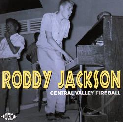 Jackson, Roddy - Central Valley Fireball CD Cover Art