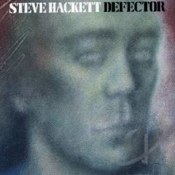 Hackett, Steve - Defector CD Cover Art