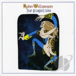 Williamson, Robin - Four Gruagach Tales CD Cover Art