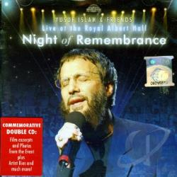 Islam, Yusuf - Night Of Remembrance CD Cover Art