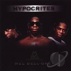 Bell-Grey, Mel - Hypocrites CD Cover Art