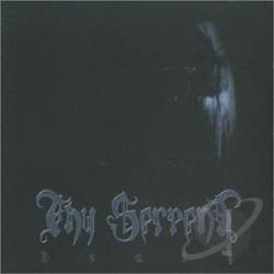 Thy Serpent - Death CD Cover Art