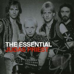 Judas Priest - Essential Judas Priest CD Cover Art