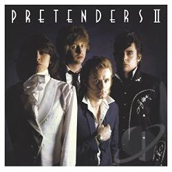 Pretenders - Pretenders II CD Cover Art