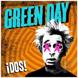 Green Day - Dos! CD Cover Art
