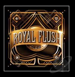 Flame - Royal Flush CD Cover Art
