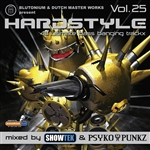 Various Artists - Hardstyle Vol. 25 DB Cover Art