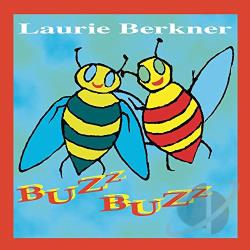 Berkner, Laurie - Buzz Buzz CD Cover Art