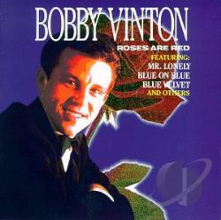 Vinton, Bobby - Roses Are Red CD Cover Art