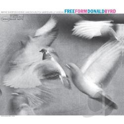 Byrd, Donald - Free Form CD Cover Art