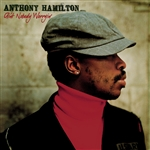Hamilton, Anthony - Ain't Nobody Worryin' CD Cover Art