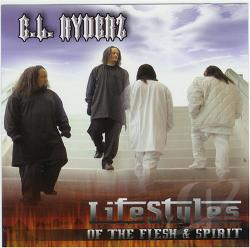 Ryderz, C.L. - Lifestyles of the Flesh & Spirit CD Cover Art