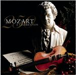 Mozart 250: Celebration of Genius of Mozart CD Cover Art