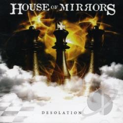 House Of Mirrors - Desolation CD Cover Art