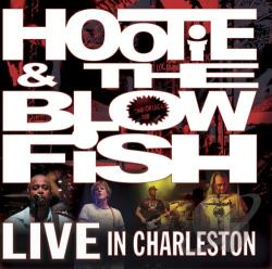Hootie & The Blowfish - Live In Charleston CD Cover Art