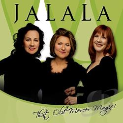 Jalala - Old Mercer Magic! CD Cover Art