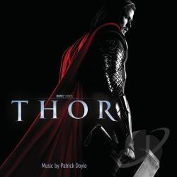 Thor CD Cover Art