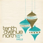 Tenth Avenue North - Deck The Halls DB Cover Art