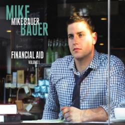 Bauer, Mike - Financial Aid 1 CD Cover Art